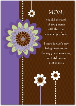 Mahogany: Amazing Woman - Mother's Day Greeting Cards - Hallmark - Truffle - Brown : Front