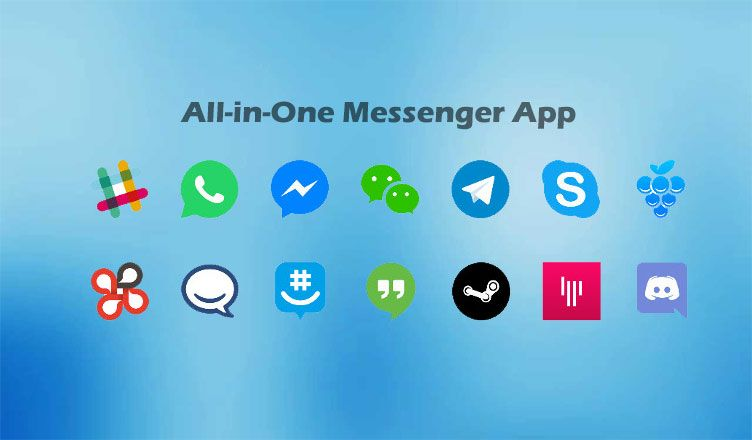 All-in-One Messenger and Franz Use Multiple Chat Clients On