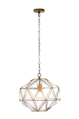buy medina blown glass pendant from the next uk online shop rh pinterest com
