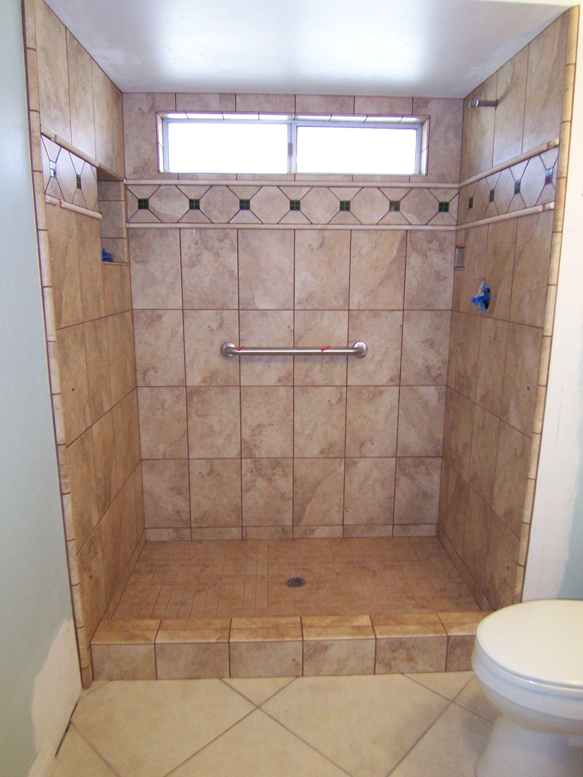 Shower Stalls Tile Over Tubs Bathroom Design Guide Bathroom Remodel Shower Master Bathroom Remodel Shower