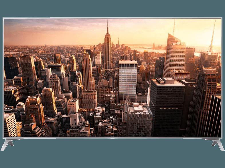 LG 49SJ800V LED TV (Flat UHD 4K SMART TV webOS