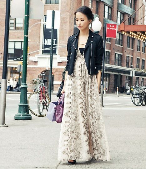 maxi dress with matching jacket | Gommap Blog