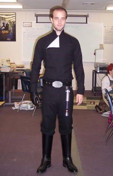 Luke Return of the Jedi Halloween costume inspiration