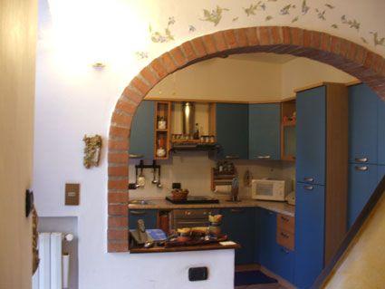 Beautiful Cucine Con Arco Photos - Ideas & Design 2017 ...