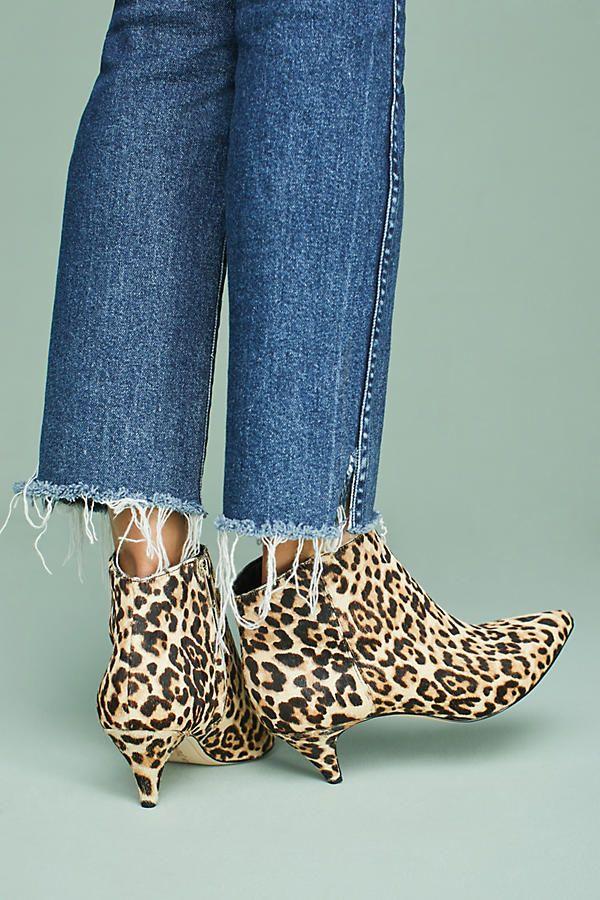a95c7b6e90 Slide View: 5: Sam Edelman Leopard Kinzey Booties   SHOES we Love ...