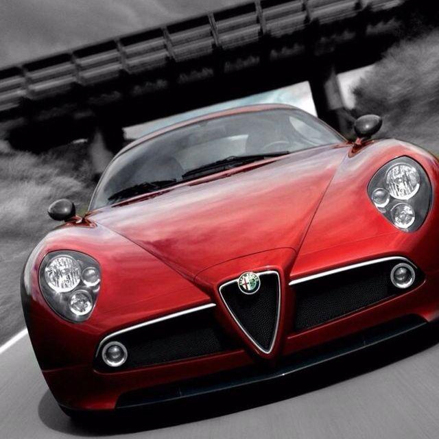 alfa romero the most stunning looking car vehicles of all rh pinterest ca