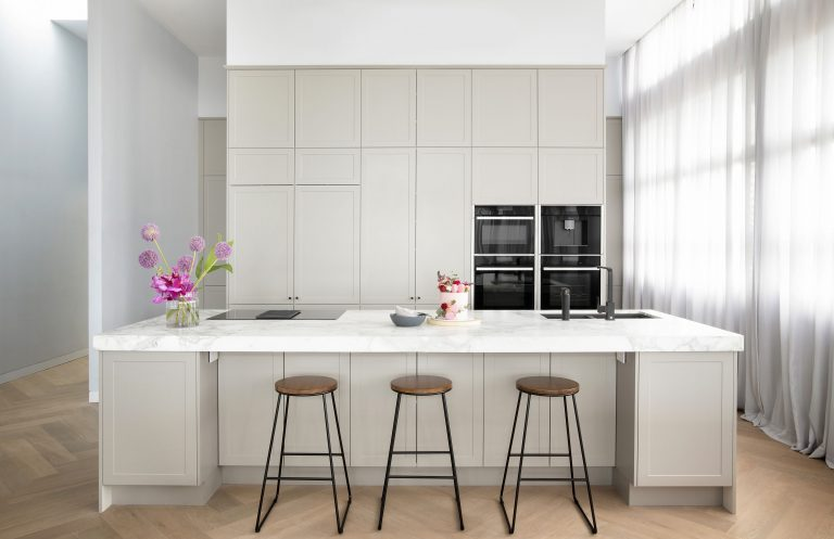 The Block 2018 my tour of kitchens, laundries and