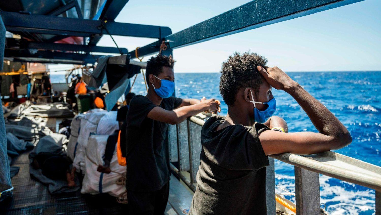 Ação de graças pelos 100 anos da Stella Maris em plena crise humanitária no mar