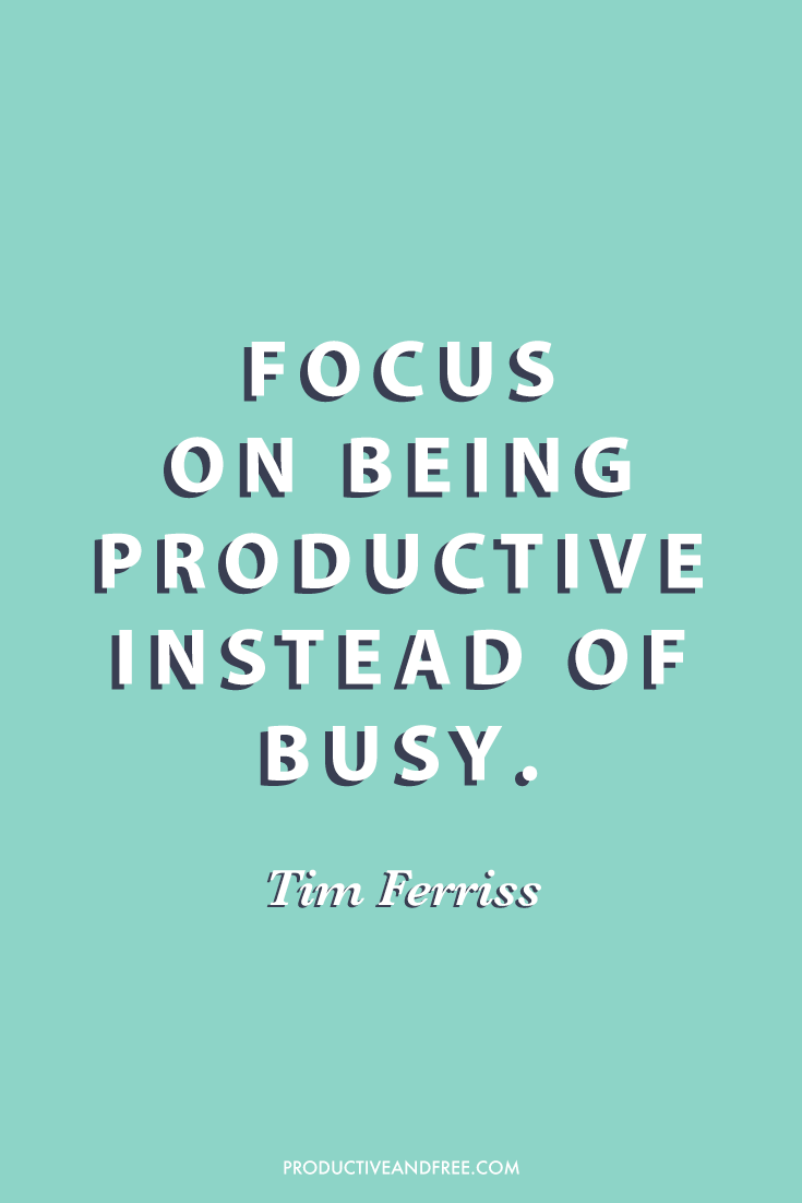Image result for quotes on being productive