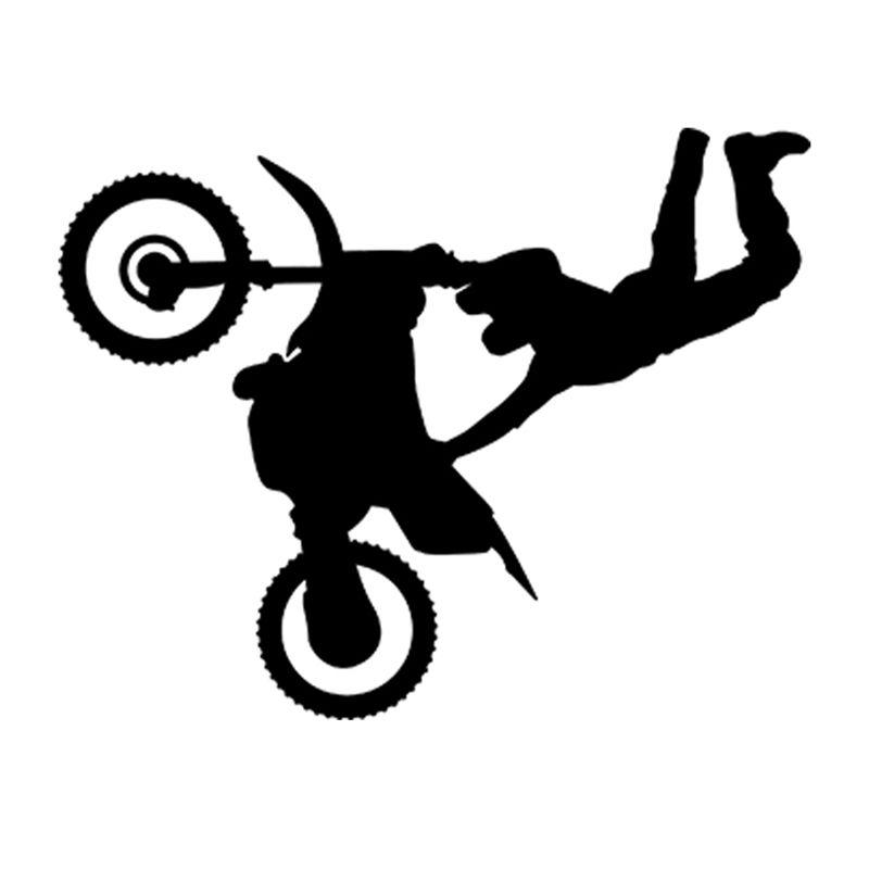 FunAufklebersportfontbMotobfontXFreestyleMotocrossfont - Funny motorcycle custom stickers decals