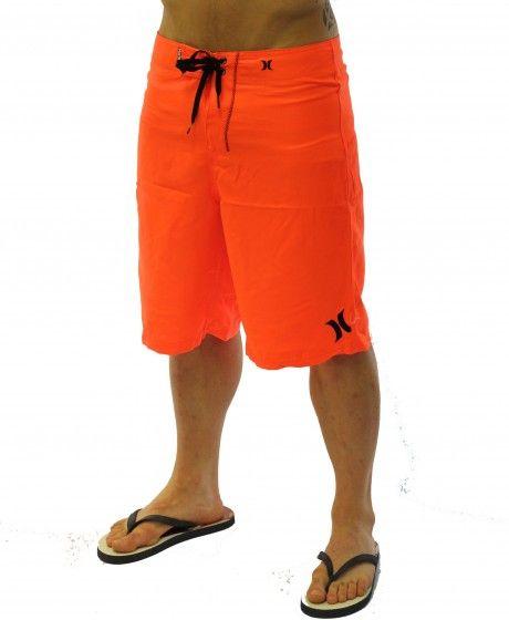 d946de8e10 Hurley One & Only Men's Neon Orange Boardshorts | Style | Clothes ...