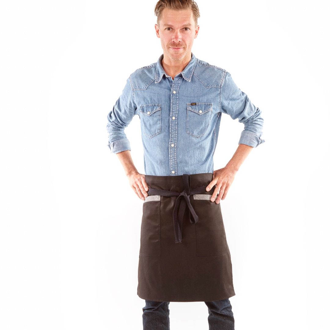 Waist Aprons & Kitchen Aprons, Chef Uniforms, coffee ...