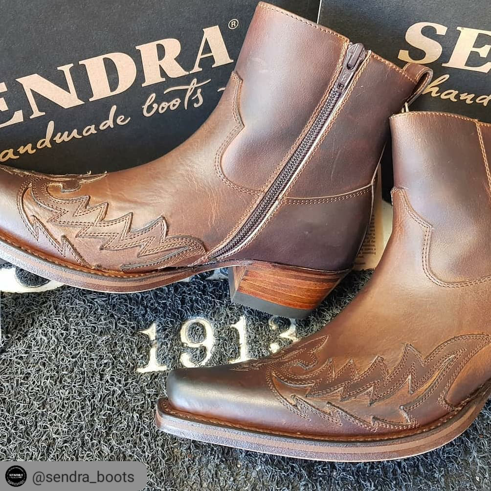 Repost @sendra_boots, pic by @lifestyleboots Handmade