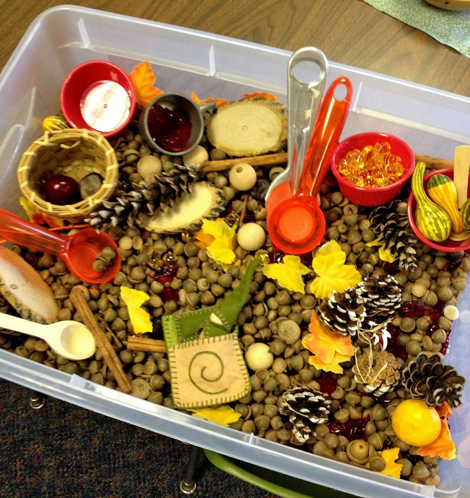 Pin By Sharon Bulawa On Fall Preschool Projects