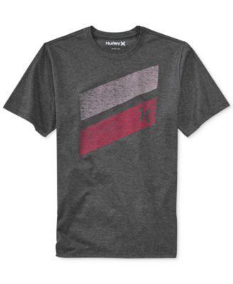 bb80ae2c7ba0 Hurley Icon Slash T-Shirt