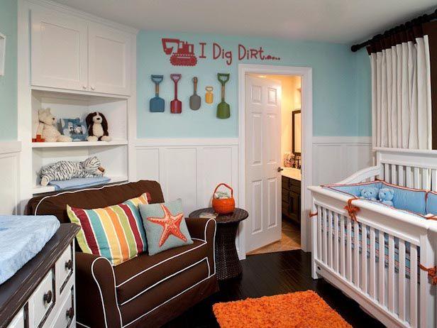 i dig dirt vinyl lettering boys room home decor construction truck rh pinterest ca