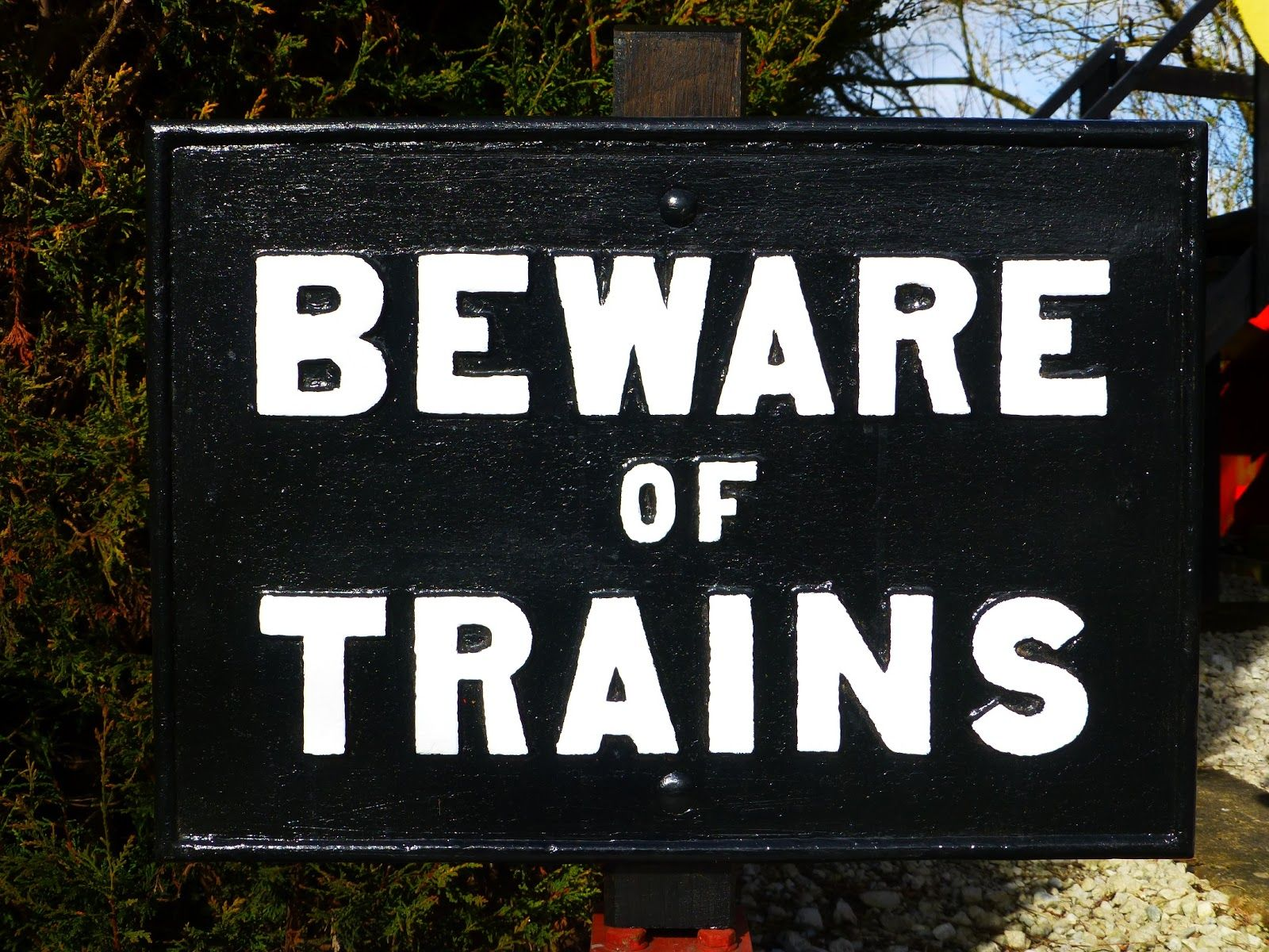 Old Railroad Signs | Old Train Station Signs The old station