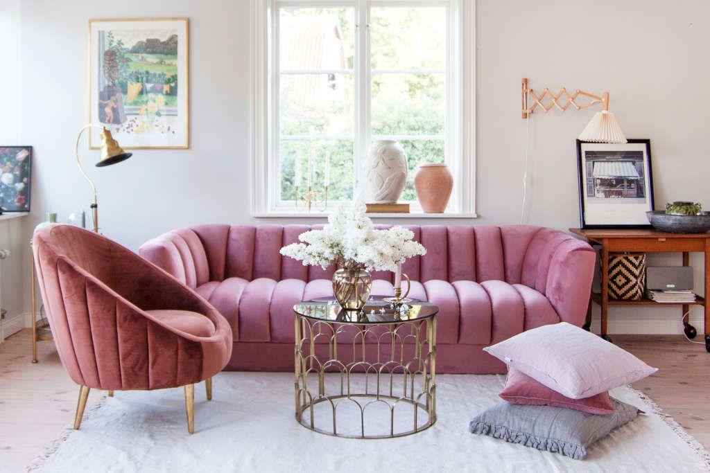 This Swedish House Is an Art Deco Scandi Dream Home — House Tour