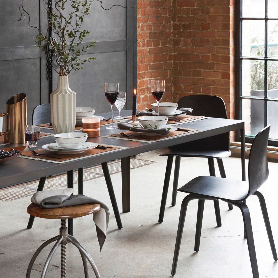 a by amara architect geometric vase and copper jug home interior rh pinterest com