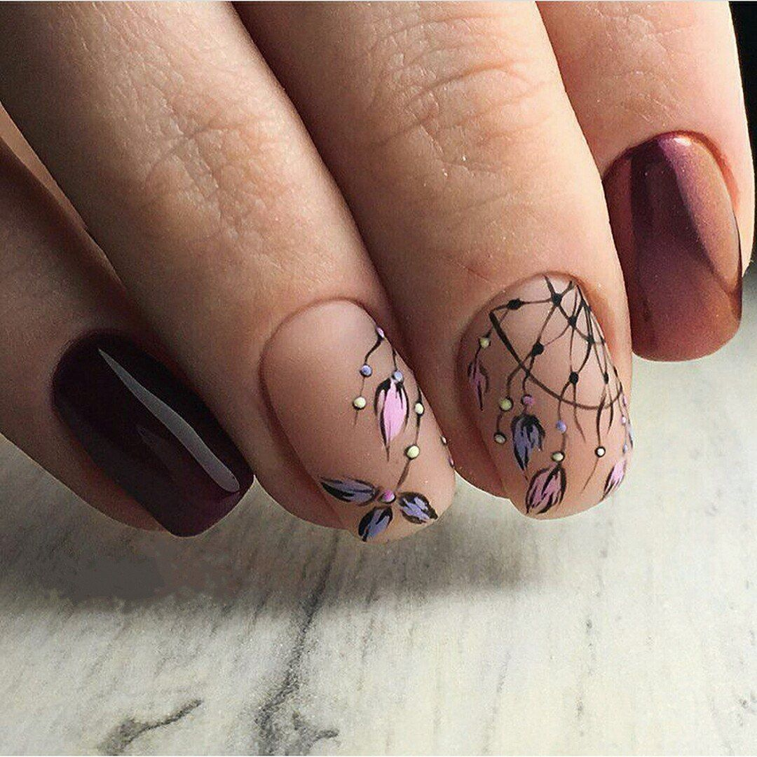 Spring Nail Art 2020 Cute Spring Nail Designs Ideas Avec Images