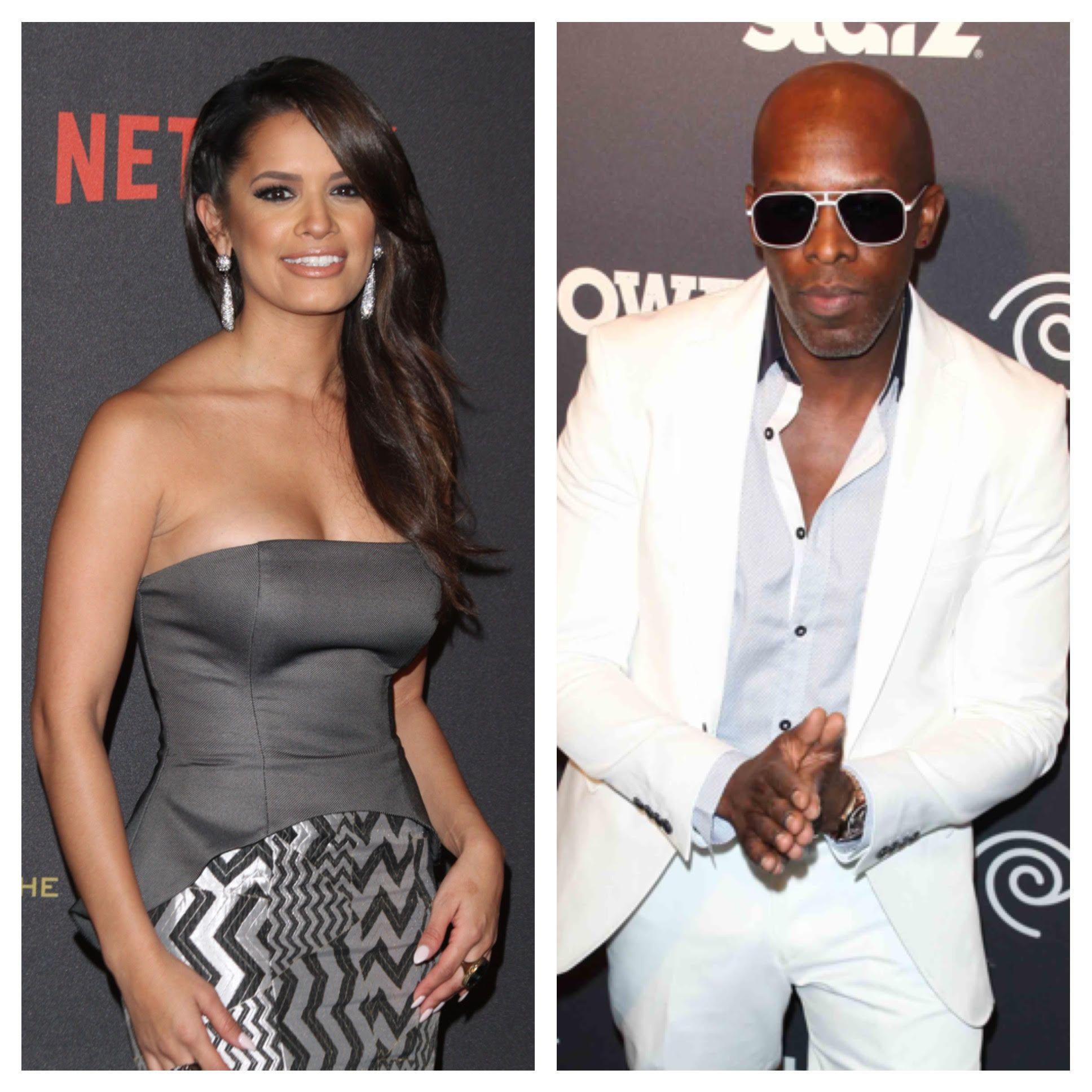 New Couple Alert: TV Host Rocsi Diaz and Singer Joe Out