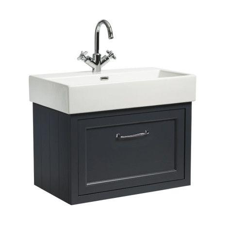 hampton 700mm wall mounted unit roper rhodes my dream bathroom rh pinterest ca