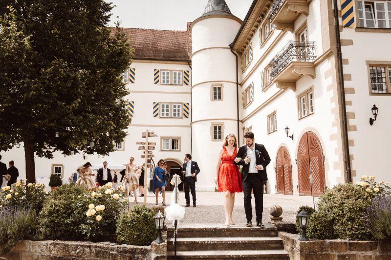 Elegant Wedding In Castle Neuhaus Sinsheim Hochzeit Schloss Neuhaus In Sinsheim Hochzeit Schloss Hochzeit Orte Schloss