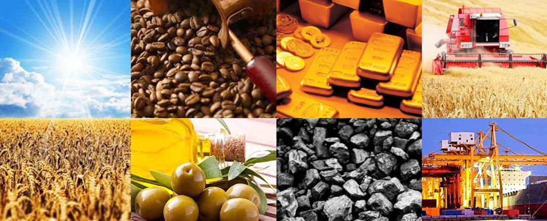 Commodities Examples in 2020 Commodity trading, Gold