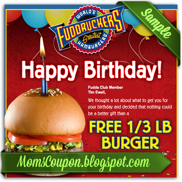 fuddruckers coupons 10 off 50 February 2015