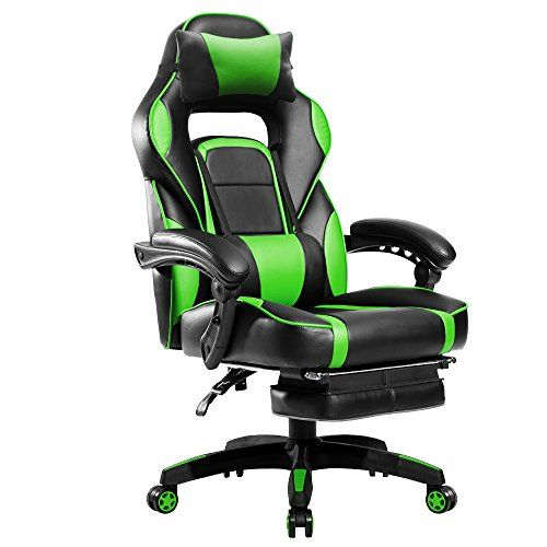 product review for merax high back racing home office chair rh pinterest com