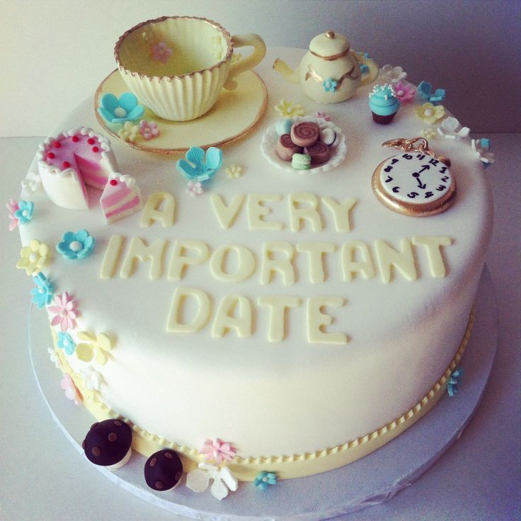 Babalice And Wonderlandy Shower Cakes Alice In Wonderland Baby