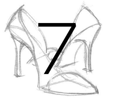 Shoes: 7