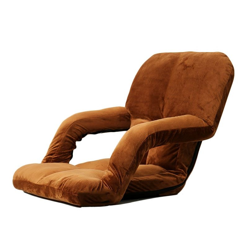 lazy couch arms single small tatami folding computer chair sofa bed rh pinterest it