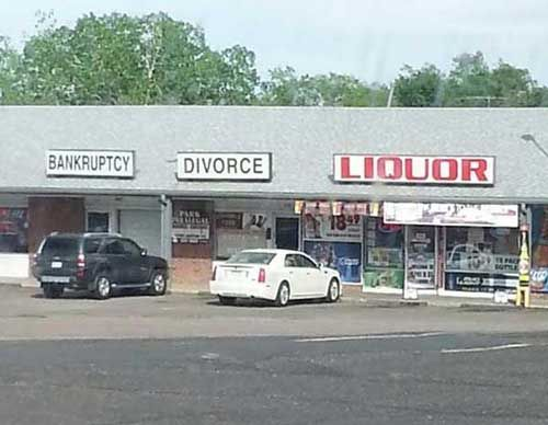 All Your Life Falling Apart Needs In One Place...hahahaha