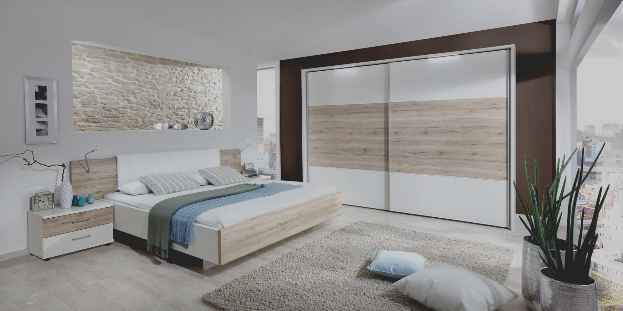 51 Schlafzimmer Ideen Wandgestaltung Braun Modern Bedroom Furniture Sets Contemporary Bedroom Furniture Sets Modern Bedroom Furniture Bedroom set with wardrobe