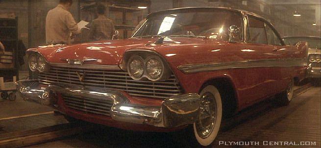 christine cars pinterest movie and horror rh pinterest com