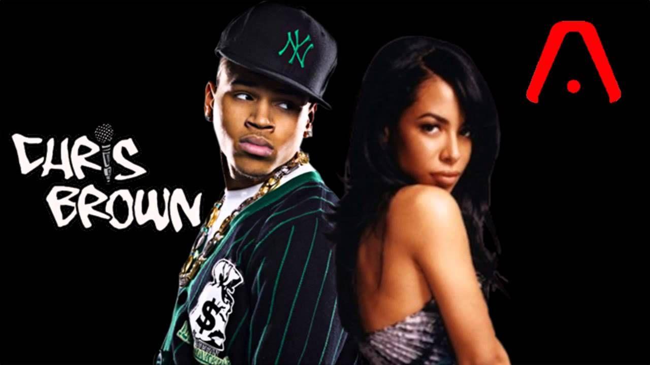 Chris Brown Aaliyah Wall 2 Wall Try Again Mashup Chris
