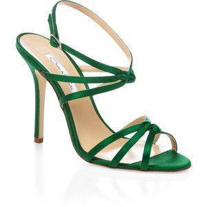 Oscar de la Renta | zapatos | Pinterest | Oscar de la Renta, Green ...