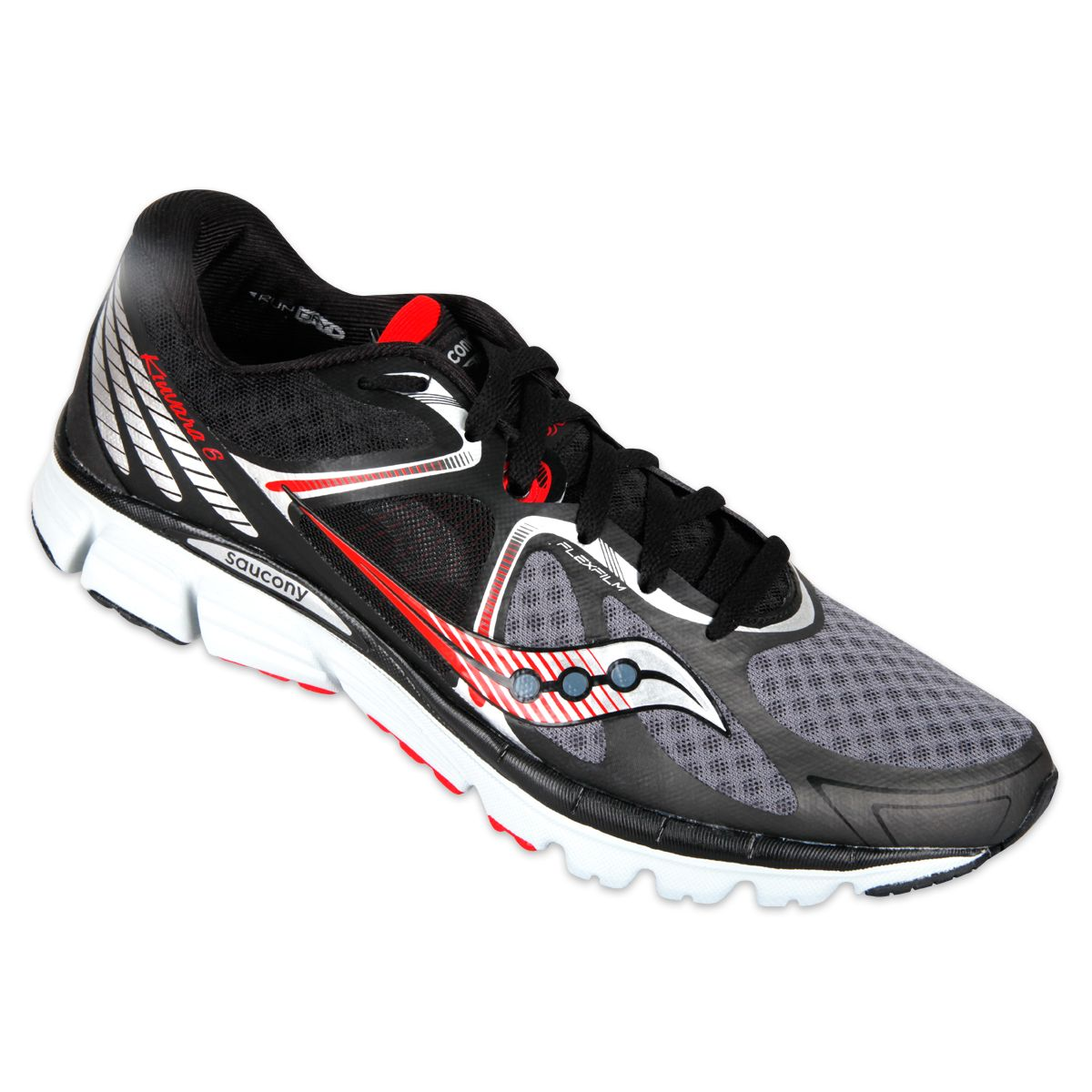 b939bc24fd4f Powergrid Kinvara 6 Mens Run light and run natural in the Saucony ...