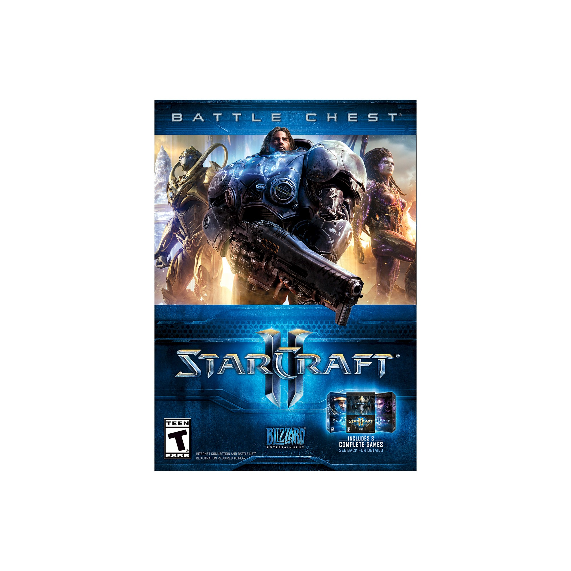 Starcraft Ii Battle Chest Pc Game Your Turn