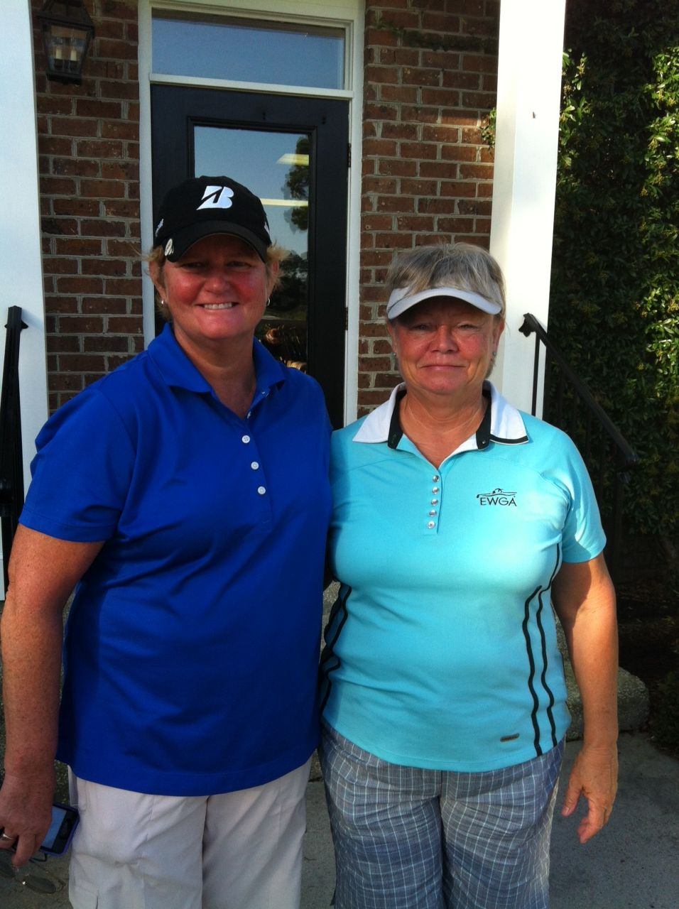 Dot T. From EWGA Huntsville And Becky Macaluso From EWGA