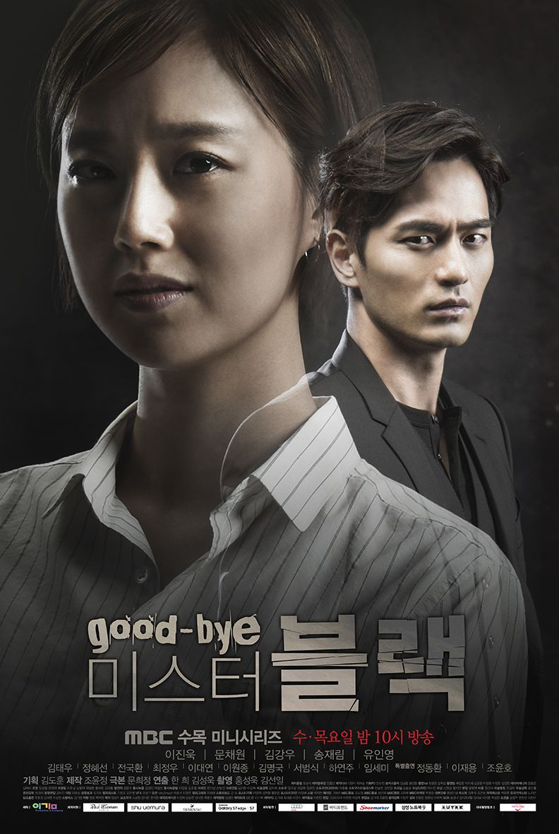 포스터가 뽕식미가 넘치네ㅠㅠ 문채원 갤러리 2016 굿바이 미스터 블랙/Goodbye Mr