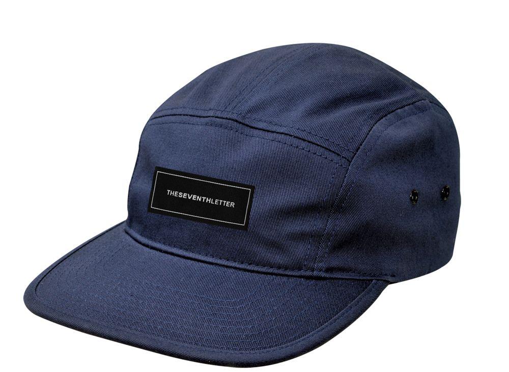LABELED CAMPER HAT