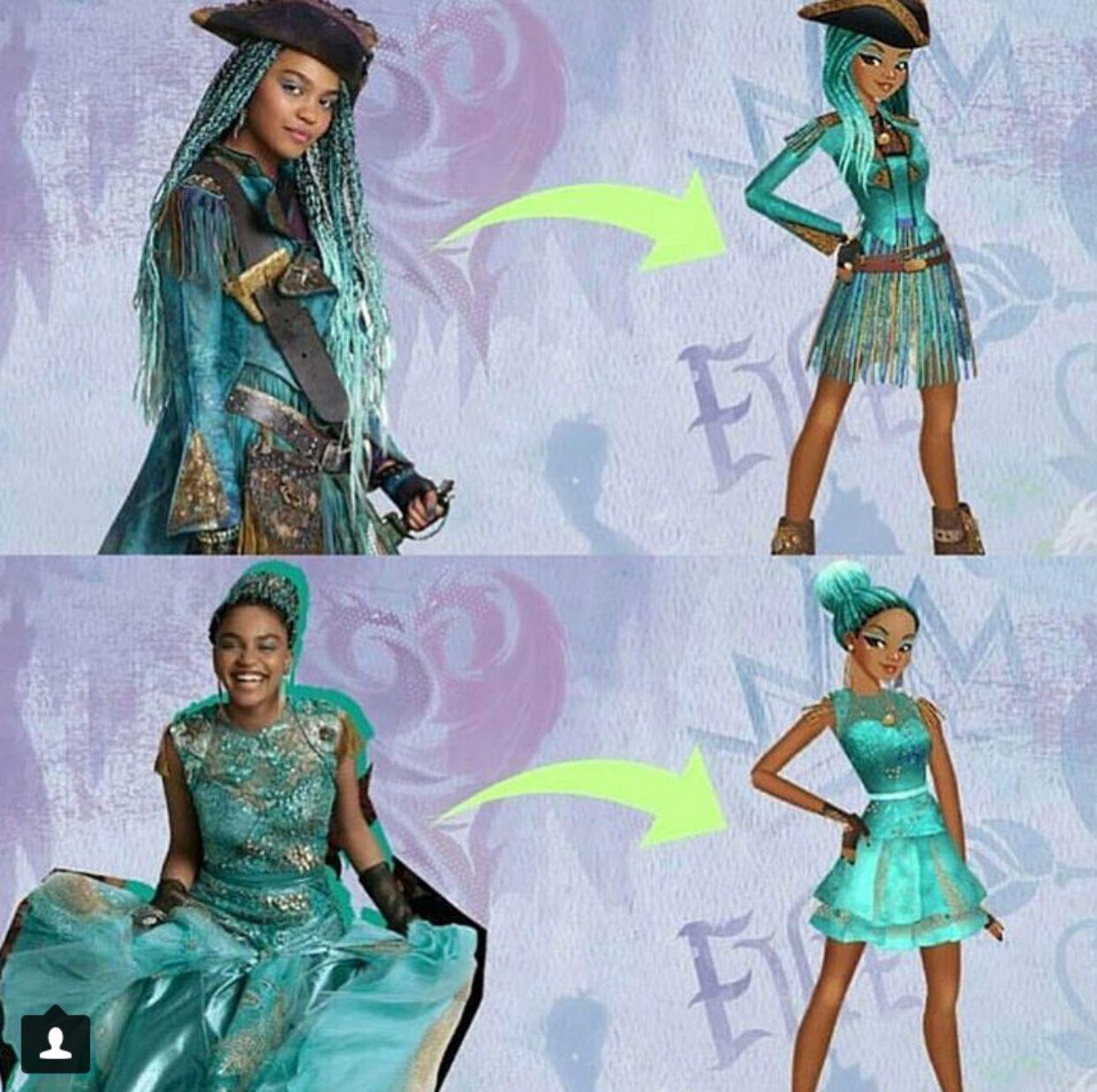 Uma From Disney's Descendants2 | Descendants | Disney