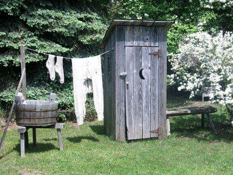 A Local Farmer Donated His Outhouse For A Prop In The Roadshow I Directed  At Ricks College So Many Fun Memories!