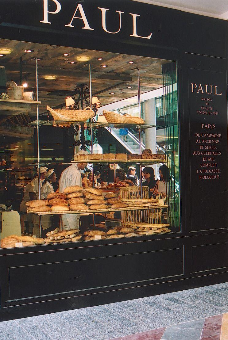 Paul Bakery Cafe Penn Quarter