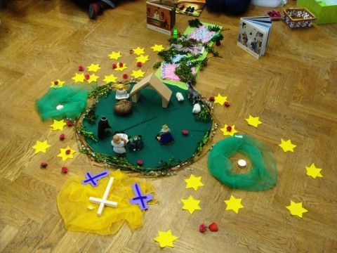 ostern im kindergarten