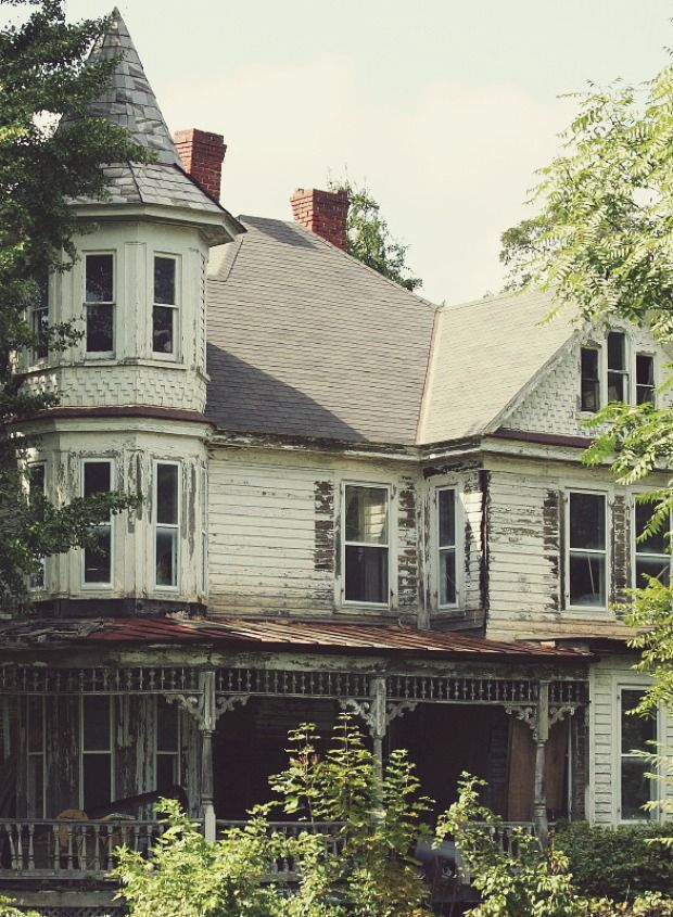 abandoned house archives