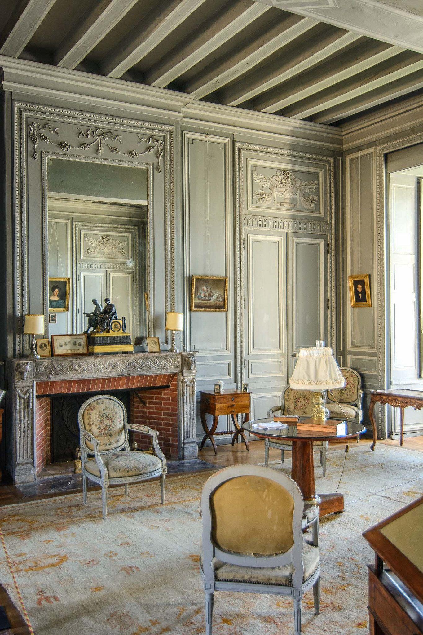 2017 08 14 chateau du plessis bourr 17 french decorating rh pinterest com