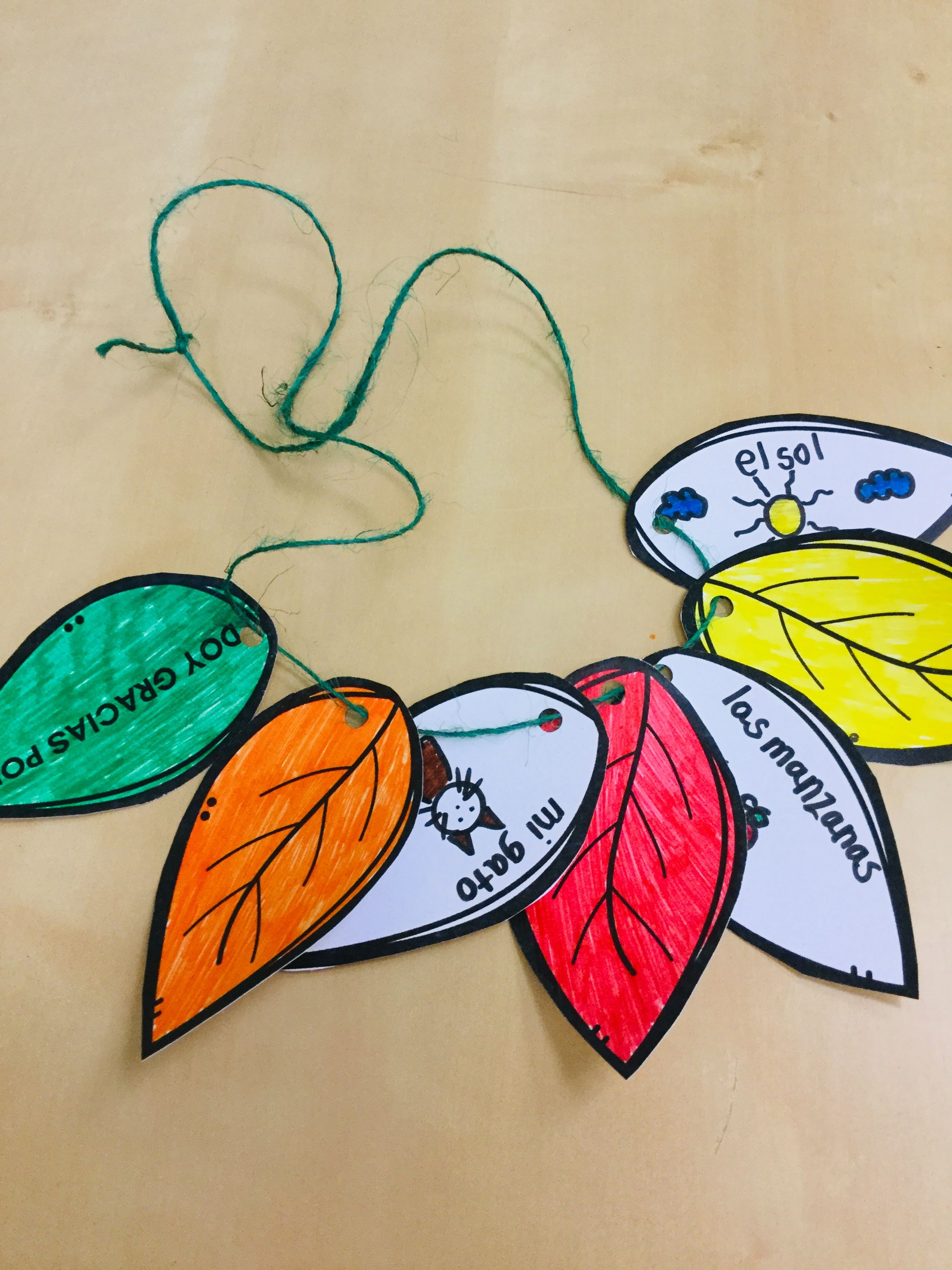 Teaching Gratitude In An Elementary Spanish Class